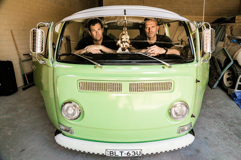 GWMM Gus and van guy in van-1176