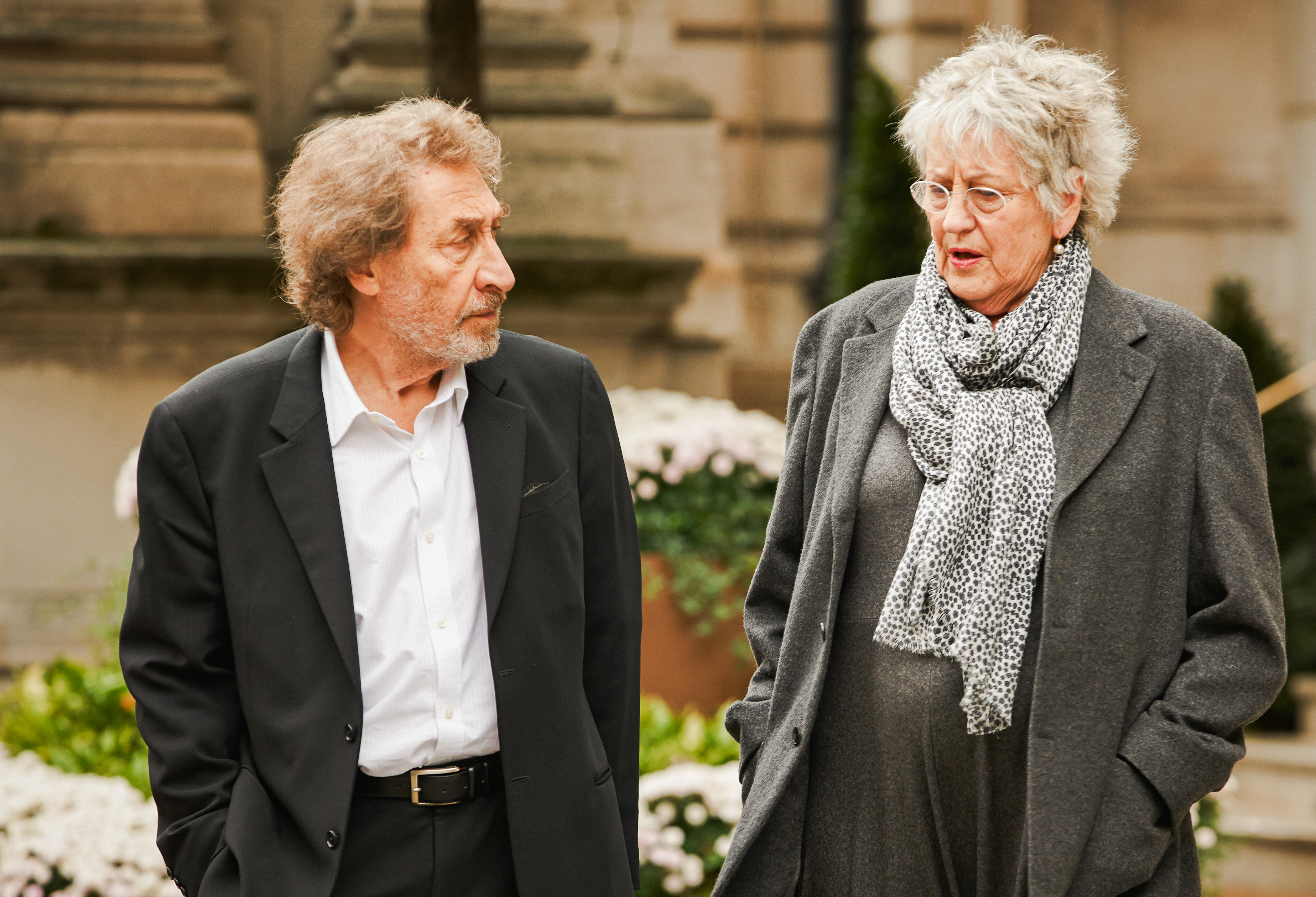 Howard Jacobson meets Germaine Greer