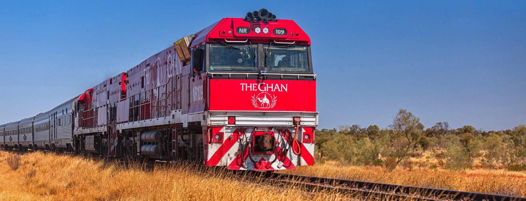 SBS COMMISSIONS 'THE GHAN'